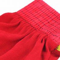 Kyskessa – Gant de kessa marocain rouge 2