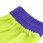 Kyskessa – Gant de kessa marocain vert et violet 2