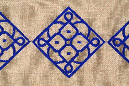 matrouza grande trousse andalouse bleu trousse jute trousse brodée trousse de toilette 2