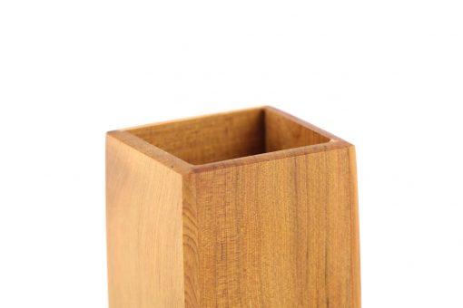 pot à pinceaux en bois pot à pinceau pot à crayons en bois 3