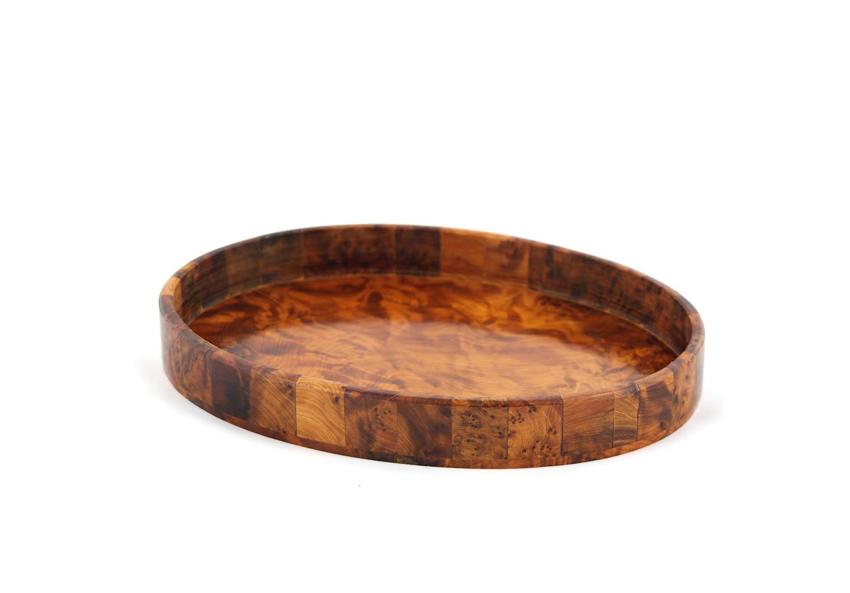 Souiri ensemble de salle de bain en bois de thuya d for Ensemble salle de bain bois