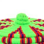 Aryal – Petit panier berbère vert Amezyan 3