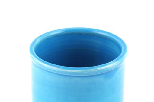 Damya – Porte brosses à dents céramique bleu 2