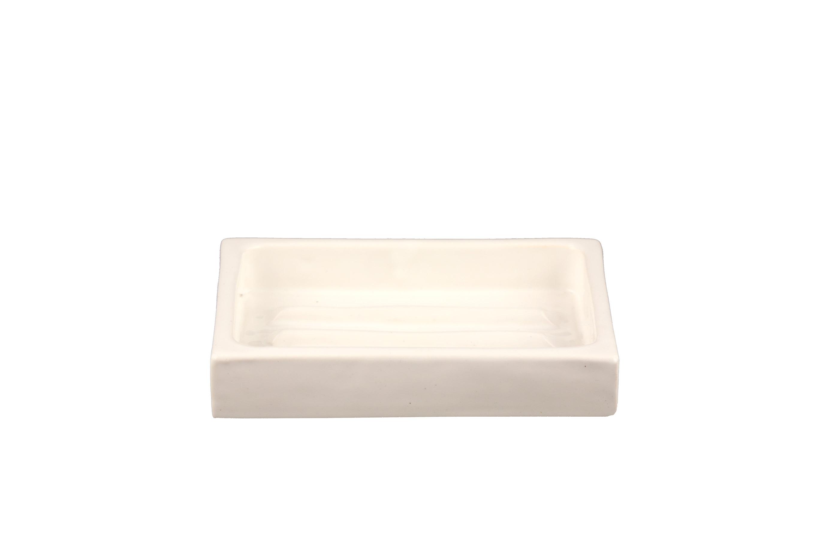 Damya porte savon c ramique artisanal sabrayal for Rangement savon