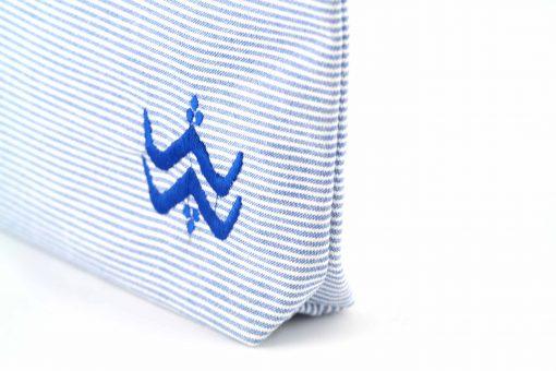 petite trousse à soufflet marocaine trousse marocaine trousse à soufflet bleu
